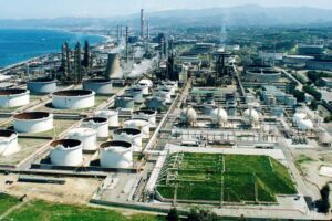 Budget estimate for the decommissioning of the entire Milazzo refinery for AIA authorization