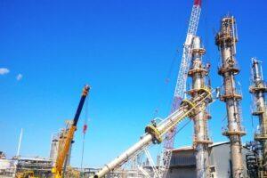 Executive design and on-site engineering relating to the dismantling, scrapping and dismantling of the Propylene Oxide (PO) Priolo Gargallo plant.