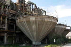 Progettazione per appalto decommissioning impianto Acido Fosforico ISAF Gela