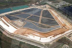 Control and testing for permanent safety of the ISAF Gela phosphogypsum landfill