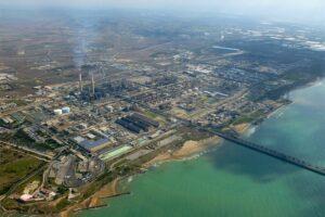 Redazione Manuali Operativi per sistemi di bonifica, trattamento acque, demercurizzazione e centrali di stoccaggio chemicals Raffineria di Gela